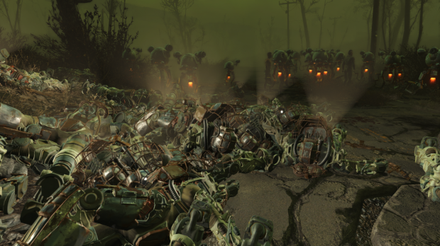 Fallout 4 Guide Part 2: Building epic battles with console