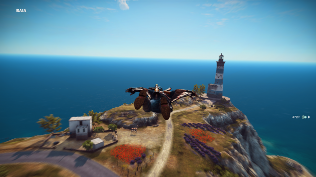 Just Cause 3 on PC supports NVIDIA GameWorks