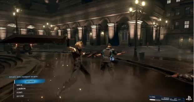 Sony releases new Final Fantasy VII Remake gameplay trailer