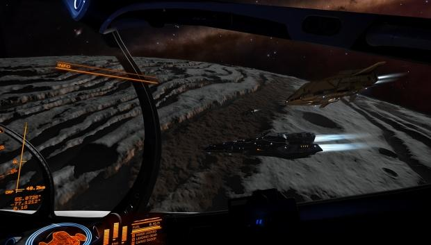 Elite: Dangerous switching support from Oculus Rift to