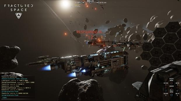 Get Fractured Space for free on Steam and keep it forever