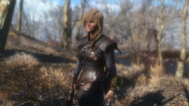 New Fallout 4 Mod Lets You Play As Geralt Of Rivia From The Witcher 3 Tweaktown