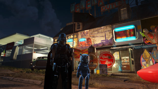 Xbox One gets first dibs on Fallout 4 mods