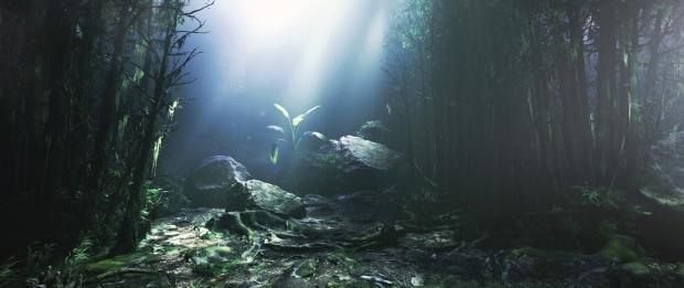 New CryEngine V screenshots showcase impressive visuals