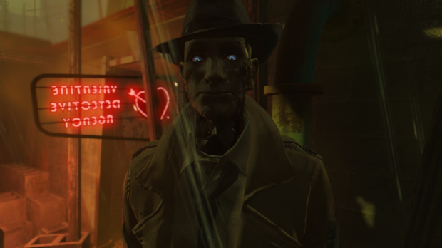 Lost Nick Valentine in Fallout 4? Here's how to find him