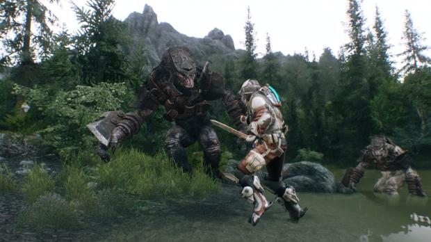 Skyrim remaster rumored for PS4 and Xbox One with full mod