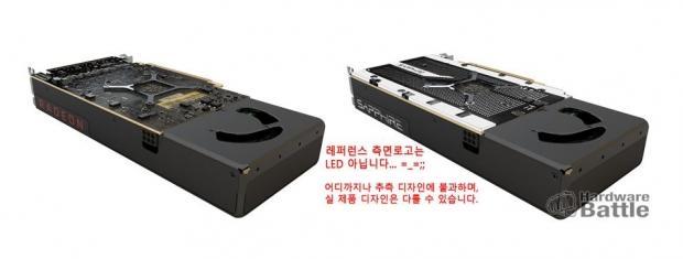 SAPPHIRE's Radeon RX 480 Nitro 8GB spotted, the first custom