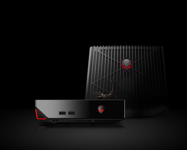 Updated Alienware Alpha has Graphics Amp support, AMD GPU option