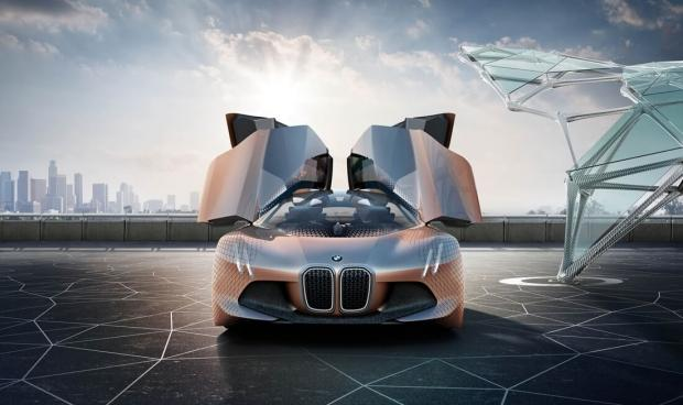 Intel joins BMW and Mobileeye on autonomous car technology