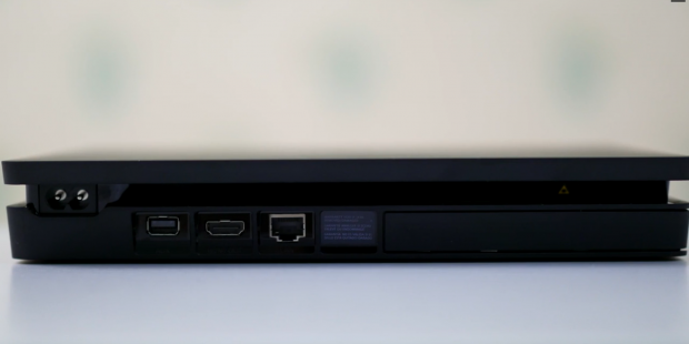 PS4 Slim: 1 84 TFLOPs, HDD swapping, no 4K or HDR