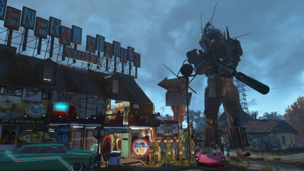 Fallout 4 getting limited mod support on PS4