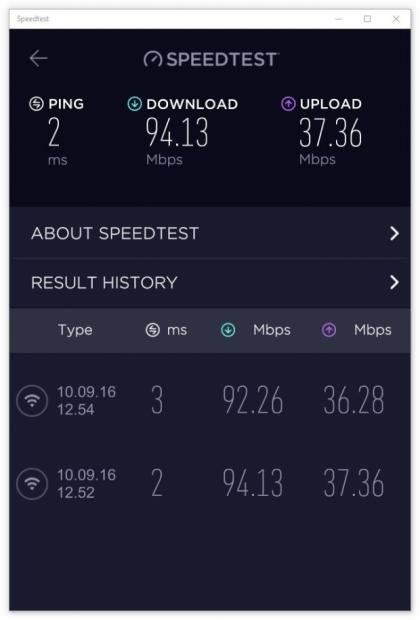 ookla speed test apk for pc