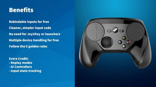Steam will soon natively support PS4 controllers