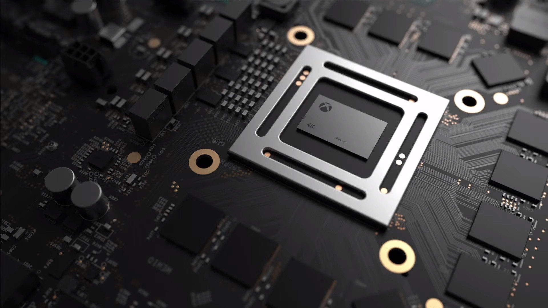 Xbox Scorpio rumored to run some PC games at native 4K