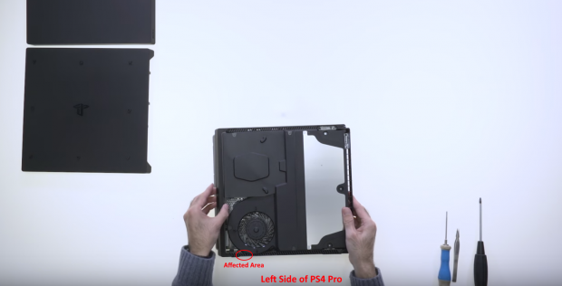 PS4 Pro reportedly melts its casing due to extreme heat