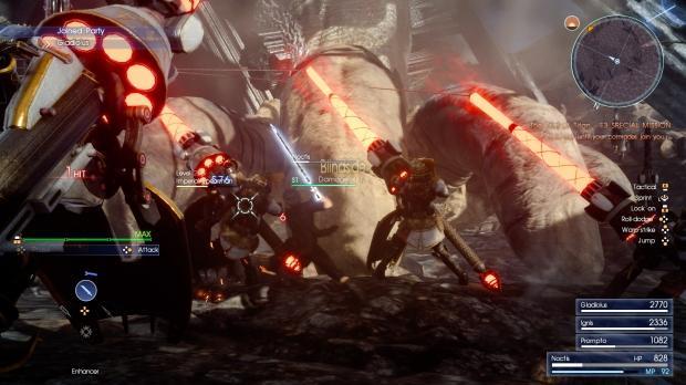 Final Fantasy XV on PS4 Pro has slight FPS issues?