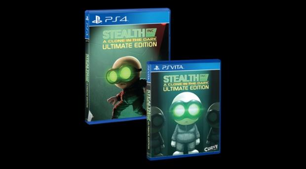 Stealth Inc gets new box-art for PS4 and PS Vita