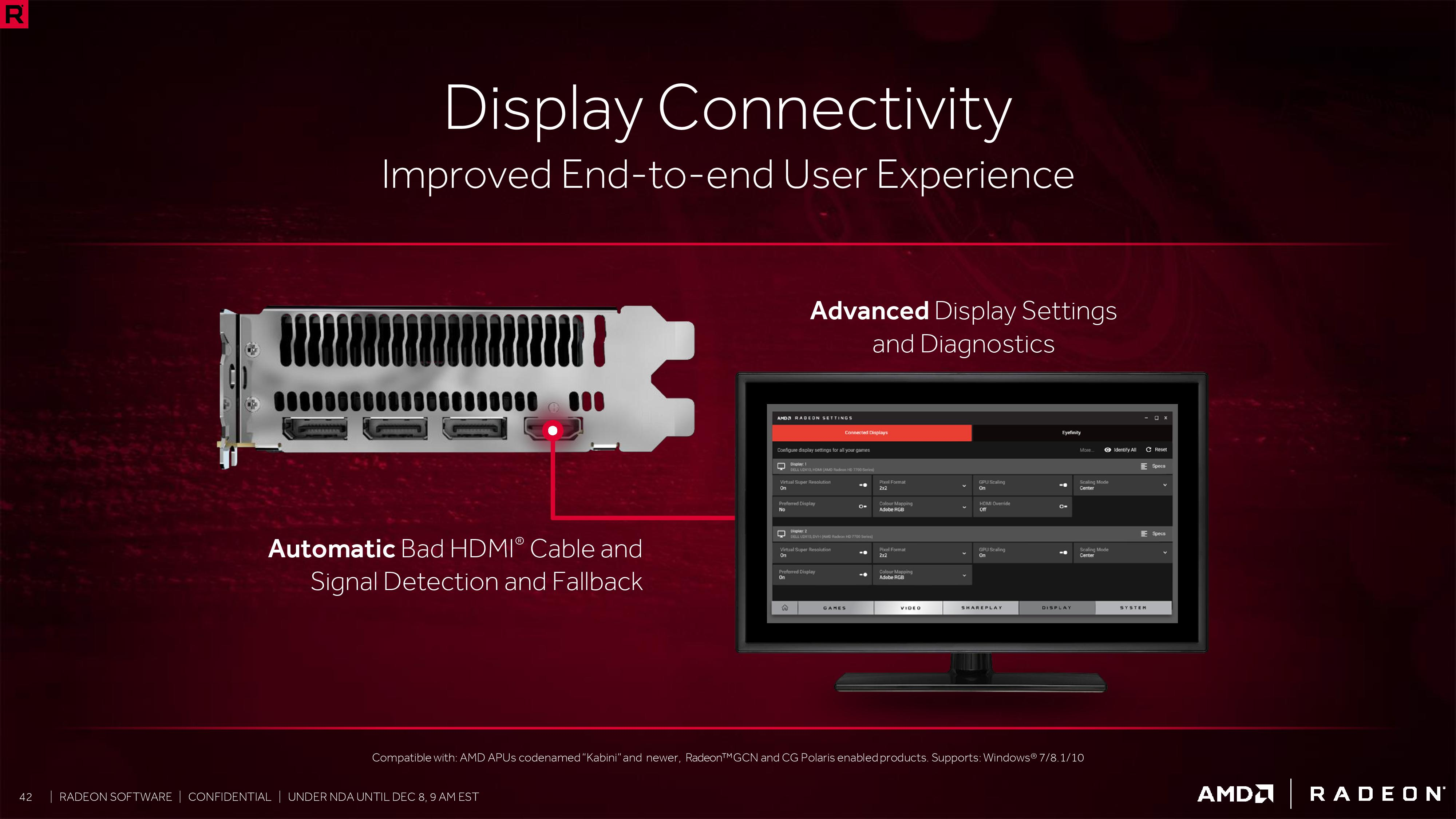 AMD reboots its drivers with Crimson ReLive Edition