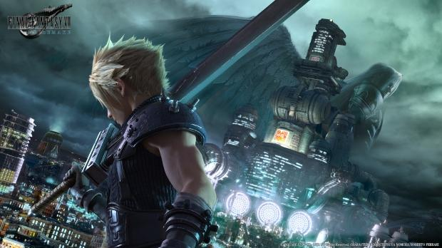 Sephiroth S First Appearance In Final Fantasy Vii Remake
