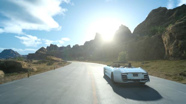 Final Fantasy XV will soon run at 60FPS on PS4 Pro