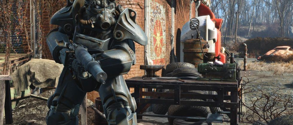Fallout 4's High Res Textures won't download? Try this!