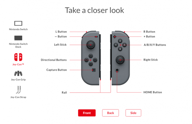 Nintendo Switch left JoyCons have connection issues