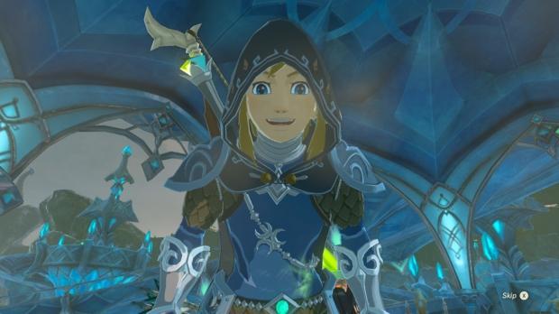 You don't need weapons to kill enemies in Zelda BOTW