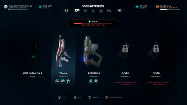 Mass Effect: Andromeda epic biotic god build