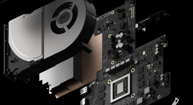 Project Scorpio optimized for DirectX 12 games