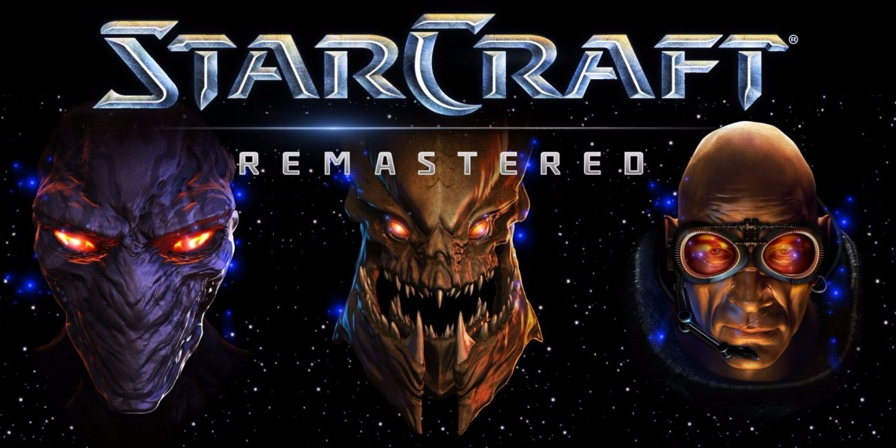 StarCraft Remastered has cross-play with original game
