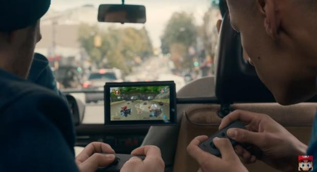 Mario Kart 8 Local 2 Player Doesn T Support Joycon Grip