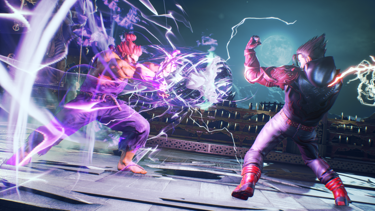 Tekken 7 runs at 900p on PS4 with rock-solid 60FPS