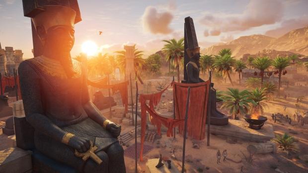 Assassin S Creed Origins Doesnt Have Online Multiplayer Tweaktown