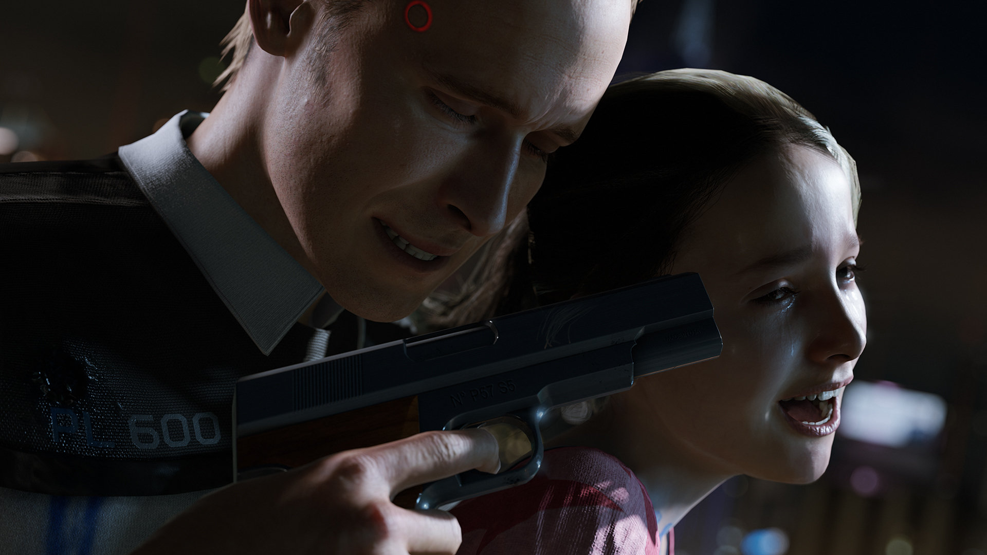 Detroit: Become Human is a 2018 game says Quantic Dream