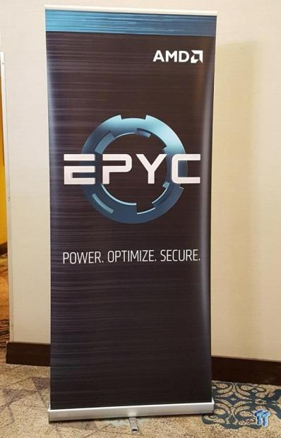 AMD reveals EPYC 7000 server CPUs, up to 32 'Zen' cores
