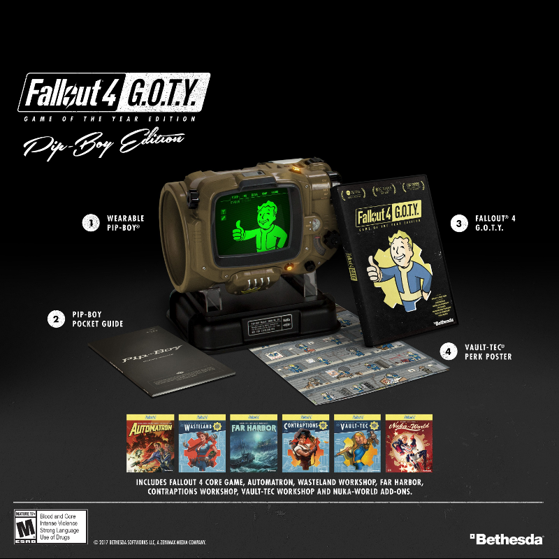 Fallout 4 gets $60 GOTY re-release with all DLC