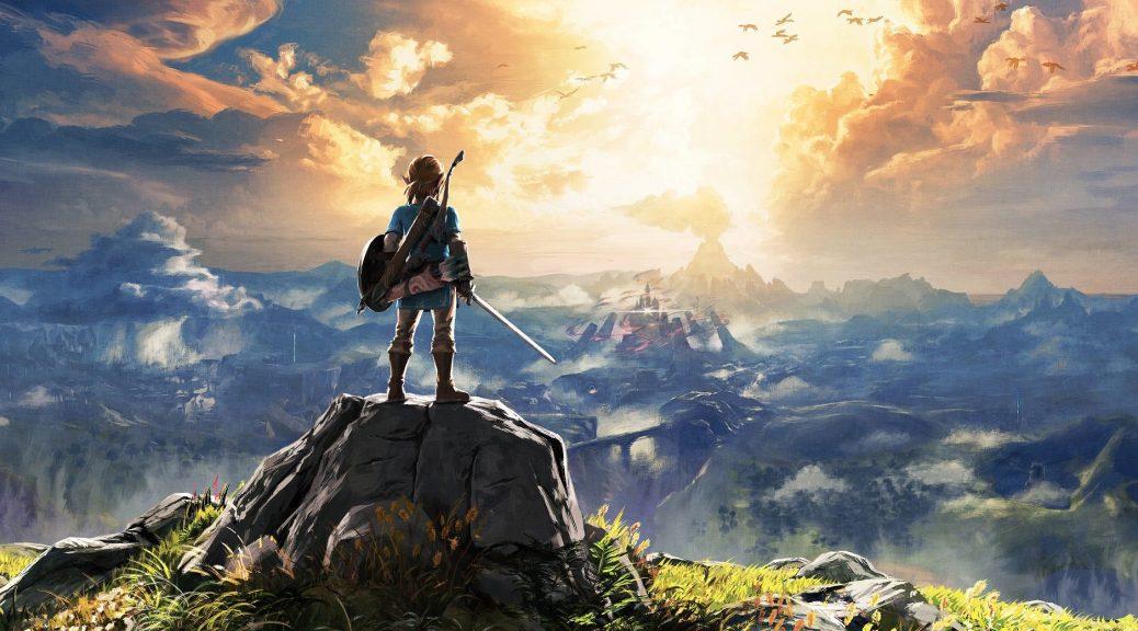 Zelda: Breath of the Wild looks GLORIOUS in 1080p 60FPS