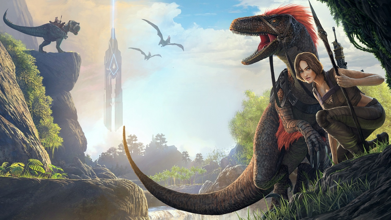 ARK cross-platform play on PS4 and PC BLOCKED by Sony