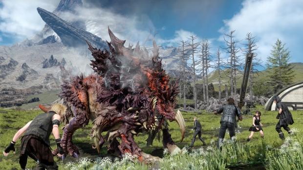 Final Fantasy XV: even GTX 1080 Ti can't do 4K 60FPS