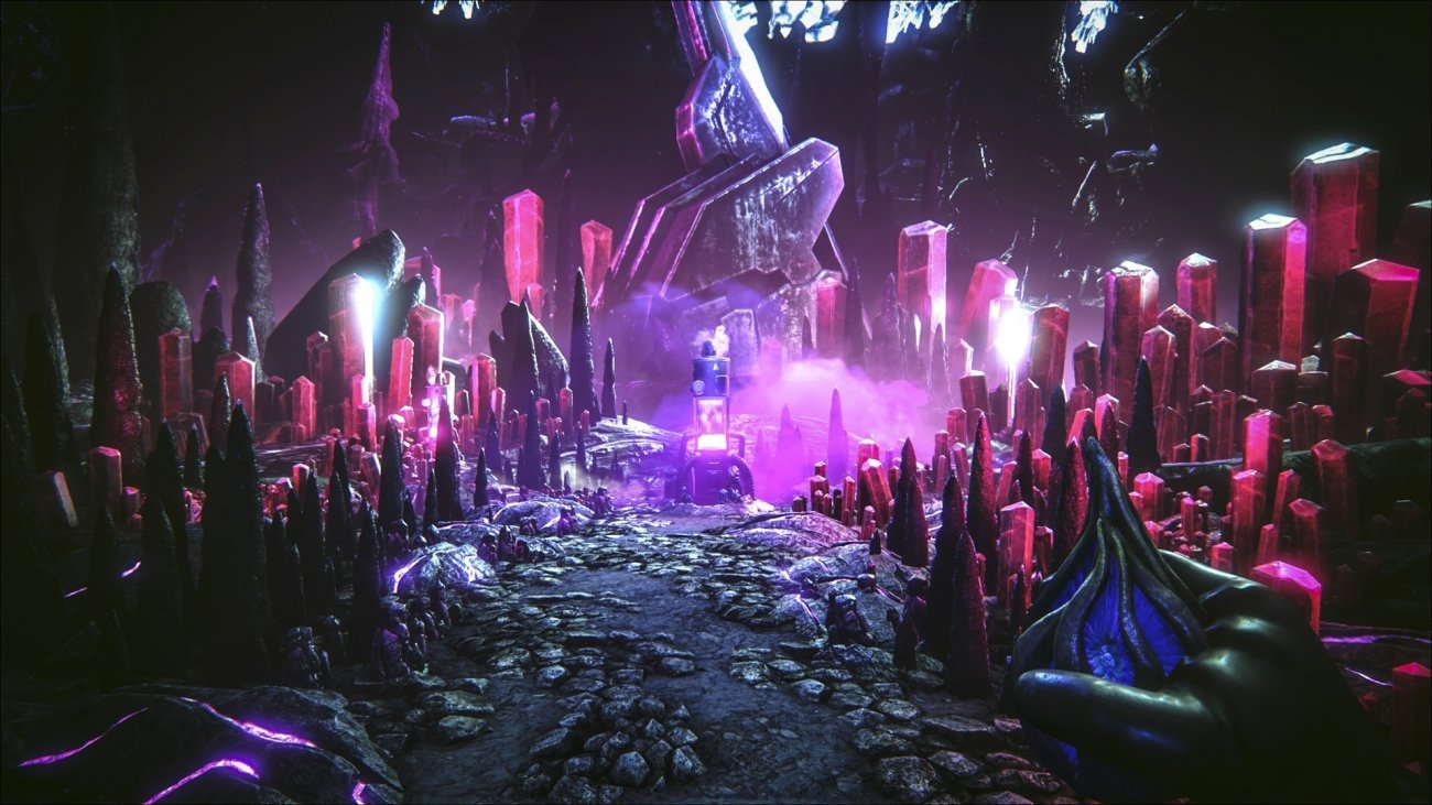 ARK gets new expansion, hasn't even been out for a week