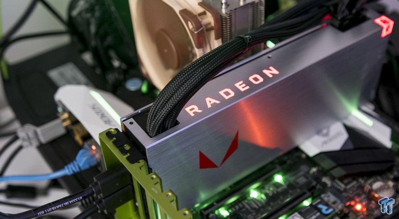 Ethereum mining: AMD Radeon RX Vega 64 vs TITAN Xp