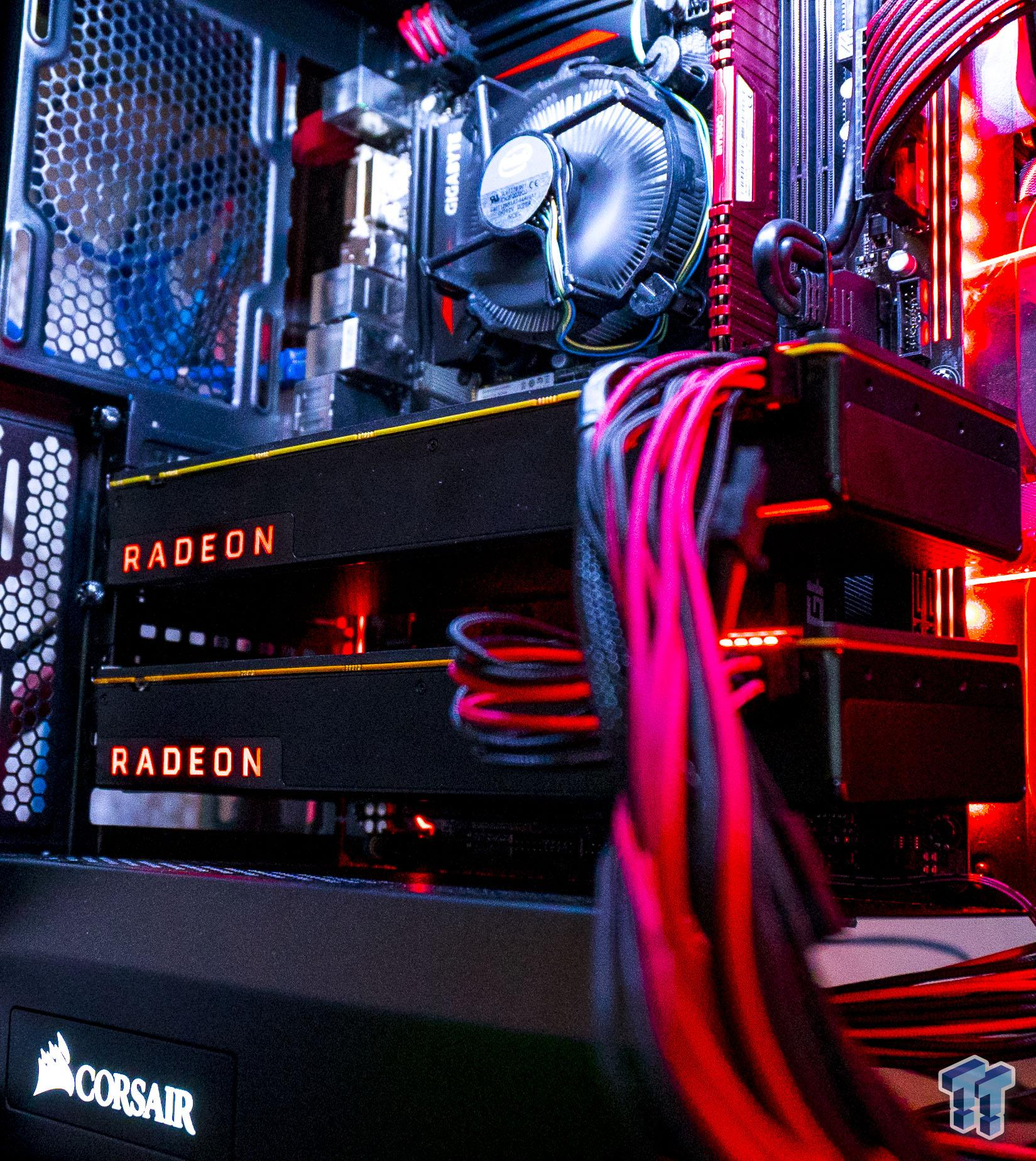 AMD Radeon RX Vega 32, RX Vega 28 rumored to be coming