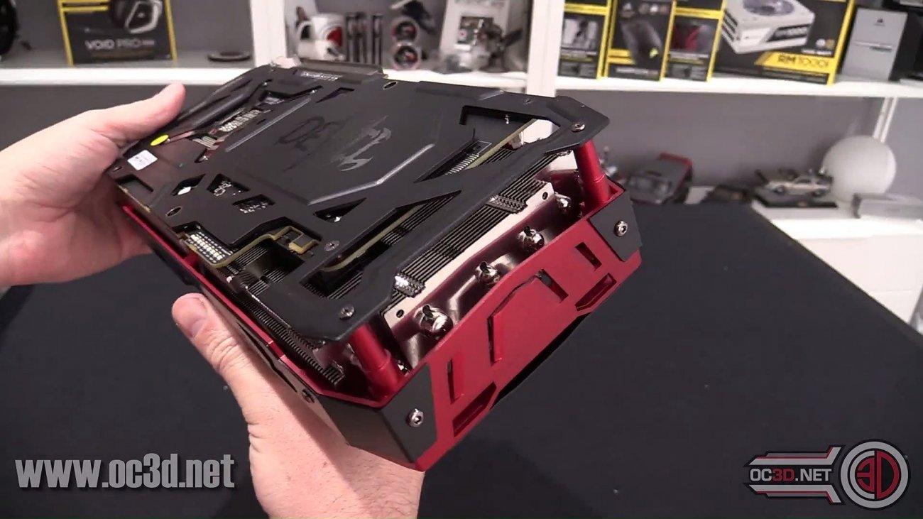 Powercolor Radeon Rx Vega 64 Red Devil Real Custom Vega Tweaktown