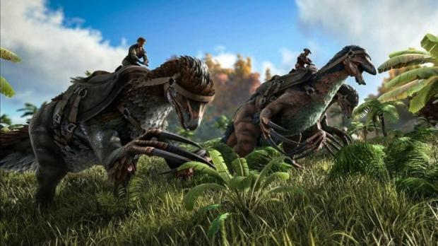 ARK: Survival Evolved cross-play enabled between Xbox and PC