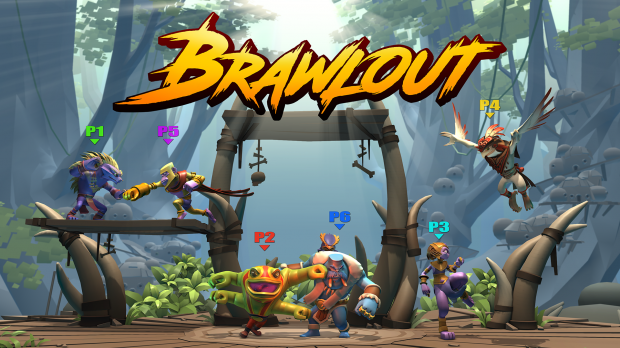 Brawlout will receive patch addressing online lag issues