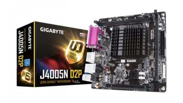 GIGABYTE release new Gemini Lake based J/N motherboards