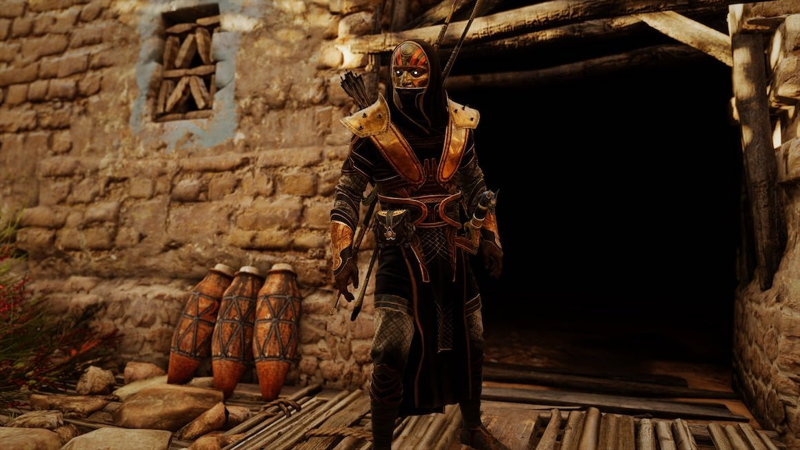 Assassin S Creed Origins New Game Beaten Reward Revealed Tweaktown