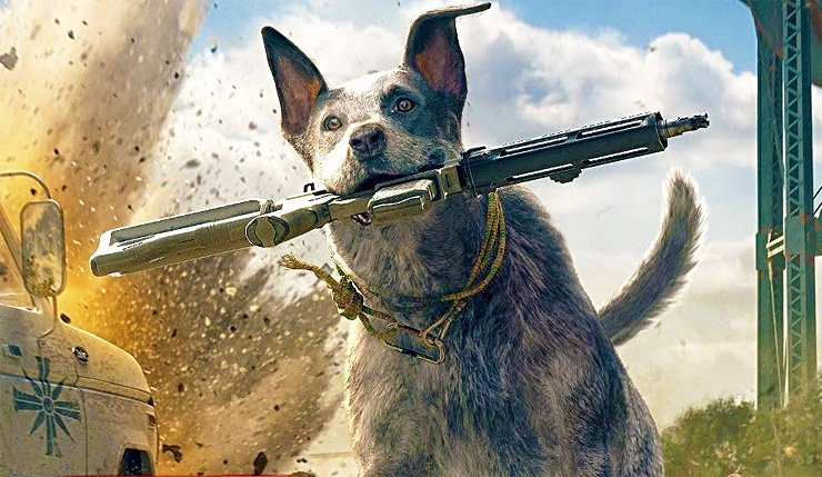 Far Cry 5 Detail The Dog Boomer Mans Best Friend Tweaktown