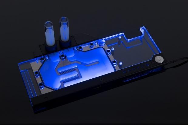 EK teases RGB waterblock for AMD Radeon RX Vega 56/64
