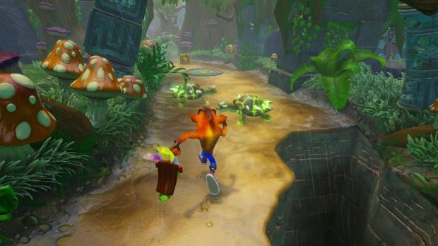 New screenshots of Crash Bandicoot N  Sane Trilogy released